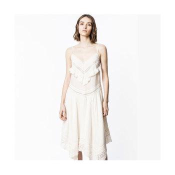 (이효리 착용) 쟈딕 앤 볼테르 RILLI 드레스 $398 → $159