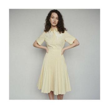 마쥬 RIVERS 백오픈 셔츠 드레스 275유로 → 123.75유로