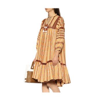 (성유리 착용) 도도바오르 자수 프린트 드레스 335유로 → 201유로