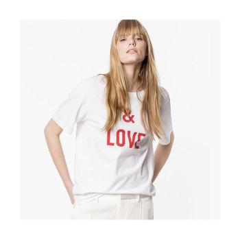 (삼시세끼 박소담, 천우희 착용) 쟈딕 앤 볼테르 BELLA 레터링 티셔츠 $98 → $34.3