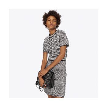 토리버치 트위드 드레스 $498 → $149