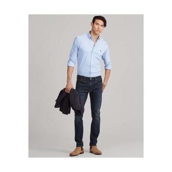폴로 랄프로렌 남성 체크 포플린 셔츠 $89.5 → $62.65