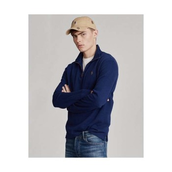 폴로 랄프로렌 남성 하프집업 스웨터 $89.5 → $62.65