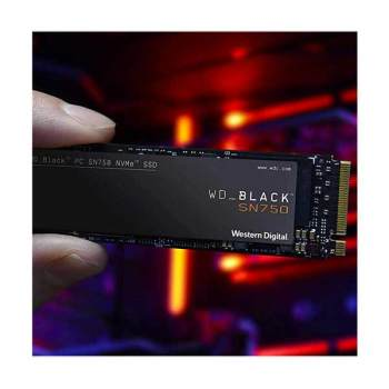 (최저가) WD 블랙 SN750 500GB NVMe SSD $129.99 → $69.99
