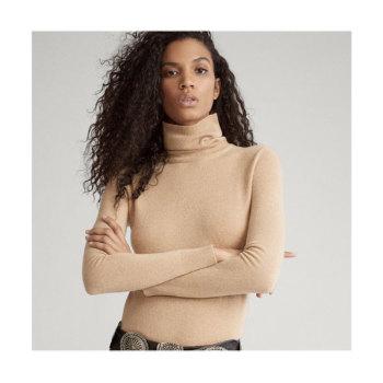 폴로 랄프로렌 캐시미어 터틀넥 스웨터 $248→ $113.99