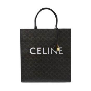 (이다희 착용) 셀린느 버티컬 트리옹프 쇼핑 백 1,451유로