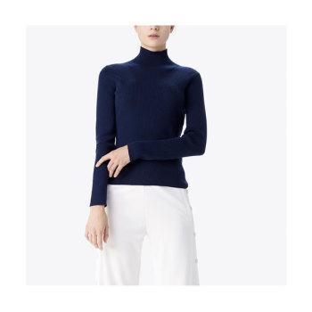 토리버치 골지 메리노 터틀넥 스웨터 $198 → $104.25