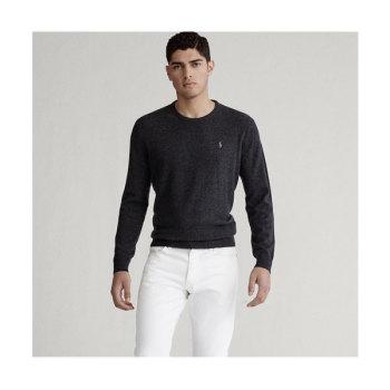 폴로 랄프로렌 맨 워셔블 캐시미어 스웨터 $248→ $92.22