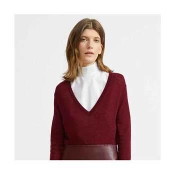 띠어리 브이넥 캐시미어 스웨터 $265 → $79.5