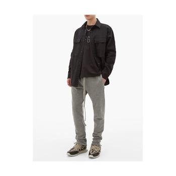 (BTS 착용) 피어오브갓 로고 져지 티셔츠 $162 → $137.7