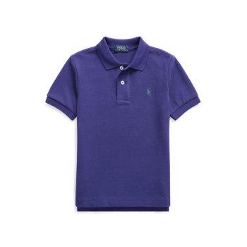 폴로 랄프로렌 보이즈 코튼 폴로 셔츠 $29.5 → $8.39