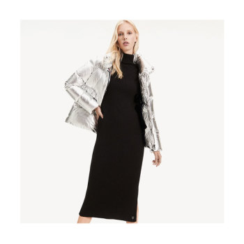 타미 힐피거 골지 스웨터 드레스 $189.5→ $104.99
