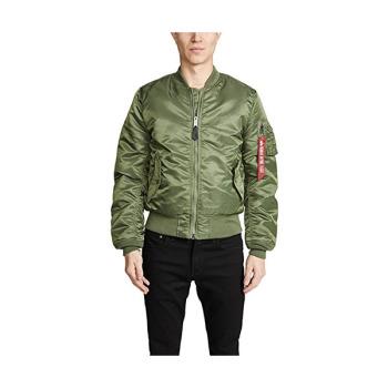 (박서준 착용) 알파인더스트리 MA-1 슬림핏 자켓 $150