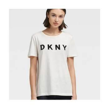 DKNY 로고 티셔츠 $39 → $20.3