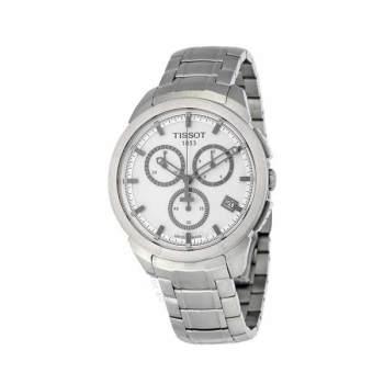 티쏘 티타늄 크로노그래프 남성 시계 $775→ $194.99
