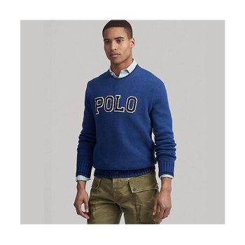 폴로 랄프로렌 맨 로고 스웨터 $148→ $55.99