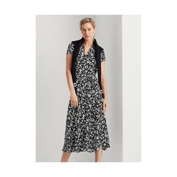 (차예련 착용) 폴로 랄프로렌 우먼 플로럴 조젯 드레스 $155 → $119.99