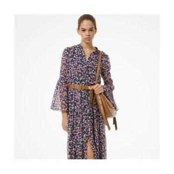 (조이 착용) 마이클 마이클 코어스 플로럴 조젯 드레스 $175 → $131.25