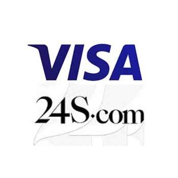 24S 비자카드로 구매 시 정상가 상품 15% 할인