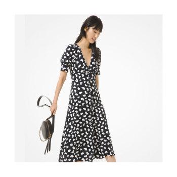 (조이 착용) 마이클 마이클 코어스 페탈 드레스 $225 →$94.5