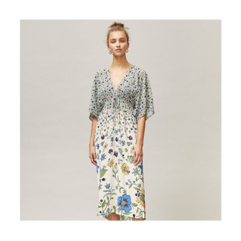 토리버치 비치 드레스 $278 → $141.75