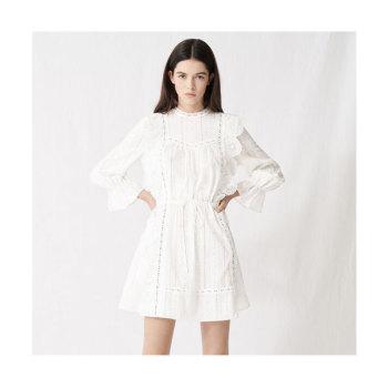 (설현, 아이유 착용) 마쥬220RAVIA 화이트 드레스 $415 → $249