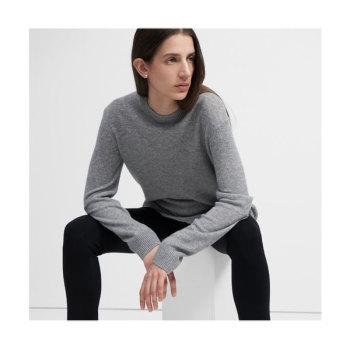 띠어리 캐시미어 크루넥 스웨터 $285 → $154.69