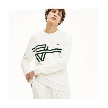 라코스테 맨 밴드 디자인 스웨터 $165 →  $114.99