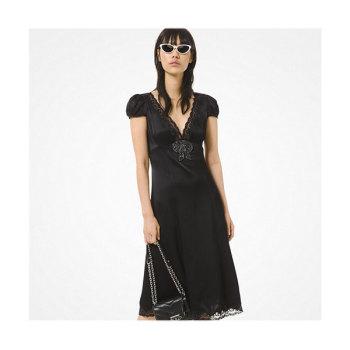 (조이, 고준희 착용) 마이클 마이클 코어스 리본 장식 드레스 $250 → $150