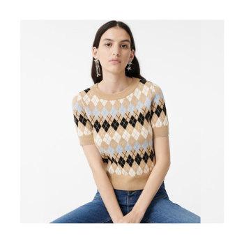 (겟잇뷰티 나은 착용) 마쥬220MINA 반팔 스웨터 $265 → $159