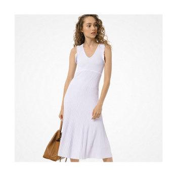 마이클 마이클 코어스 골지 민소매 드레스 $195 →$102.38