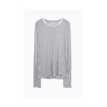 (손나은 착용) 쟈딕 앤 볼테르 윌리포일 티셔츠 $108 → $75.6