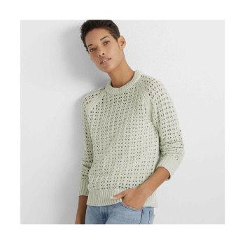 (하이바이, 마마 김태희 착용) 클럽 모나코 오픈 스티치 스웨터 $169.5 → $119.99