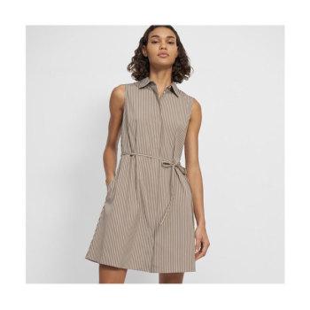 띠어리 민소매 셔츠 드레스 $365 → $153.3
