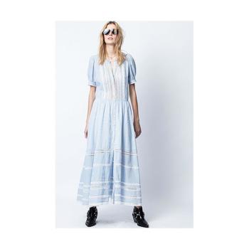 (전소니 착용) 쟈딕 앤 볼테르 Regard 레이스 드레스 $498→$348.6