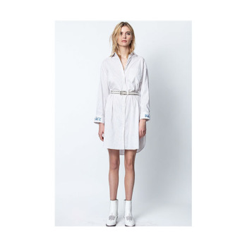 (이보영 착용) 쟈딕 앤 볼테르 RESLEY 드레스 $298→$208.6