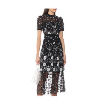 (보아, 전소미, 고원희 착용) 셀프 포트레이트 시퀸 튤 드레스 405유로 → 283유로
