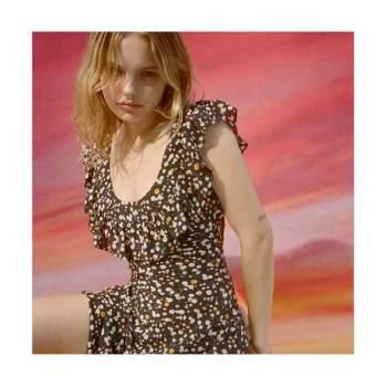 (경리 착용) 리얼리제이션 THE LOU 밀키웨이 드레스 $240