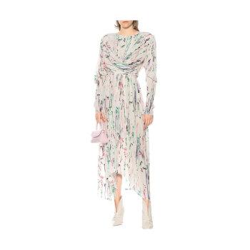 (송지효,채정안,한지혜 착용) 이자벨 마랑 Filao 드레스 1,420유로 → 795.2유로