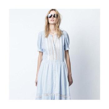 (김정화,김빈우,전소니 착용) 쟈딕 앤 볼테르 REGARD 드레스 $498→$249.2