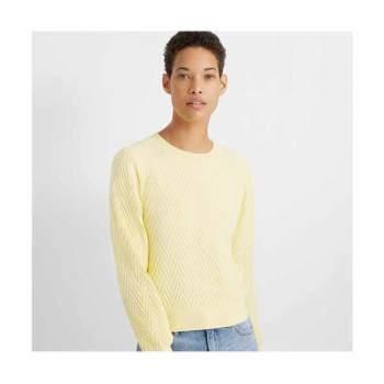(김태희 착용) 클럽 모나코 쉐브론 스웨터 $149.5 → $62