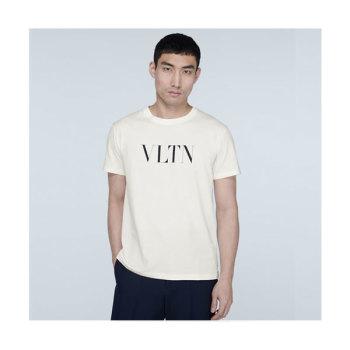 (전참시 이정재 착용) 발렌티노 맨 로고 반팔 티셔츠 300유로 → 168유로