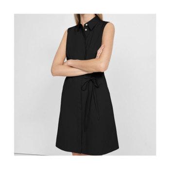 띠어리 민소매 셔츠 드레스 $355 → $99.4