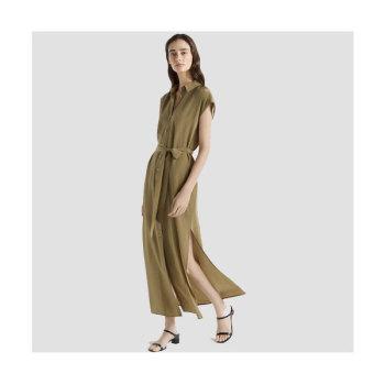 (신박한 정리 신애라 착용) 클럽 모나코 Danielle 실크 드레스 $269