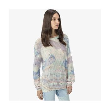 (제니, 설현 착용)아미리 타이다이 캐시미어 스웨터 $850 → $425