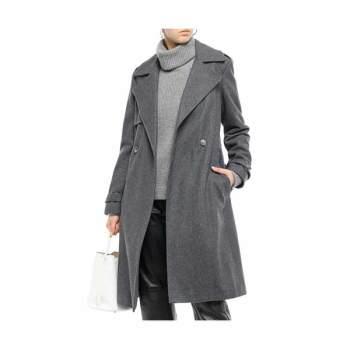 DKNY 울 블렌드 트렌치 코트 $360 → $144
