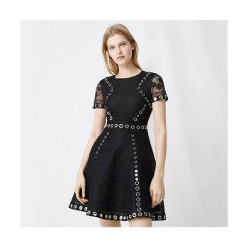 마쥬 220RANCH 스케이터 드레스 $415 → $124.5