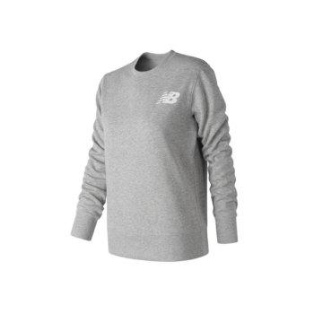 조씨네 뉴발란스 데일리 딜 - 우먼 코어 플리스 티셔츠 (그레이) $39.99 → $16.99