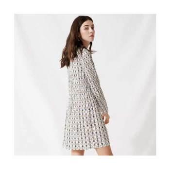 마쥬220ROCKINA 플리츠 미니 드레스 $295 → $94.4