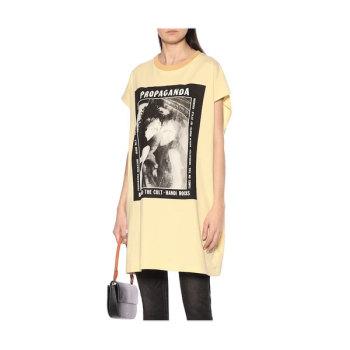 (조이, 이성경 착용) 아크네 스튜디오 Propaganda 매거진 티셔츠 200유로 → 98유로